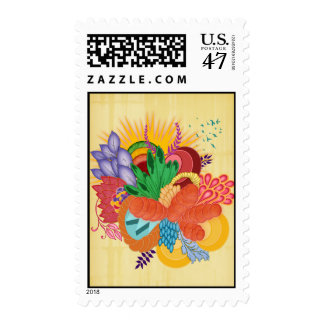 Something Different Postage Stamp