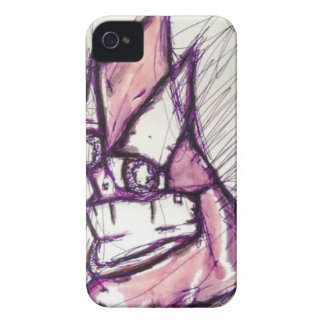 Something Disturbing Case-Mate iPhone 4 Case