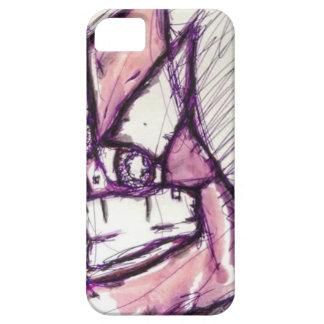 Something Disturbing iPhone SE/5/5s Case