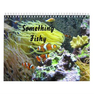 Something Fishy Calendar