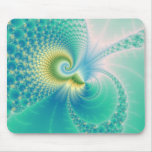 Something Fishy - Fractal Art Mouse Pad