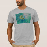 Something Fishy - Fractal Art T-Shirt
