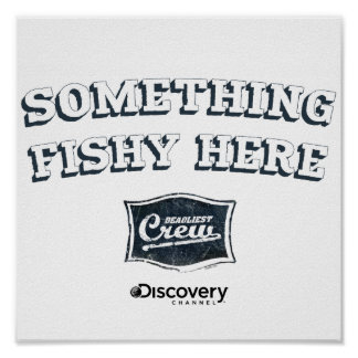 Something Fishy Here Poster