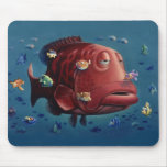 Something Fishy Mouse Pads