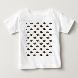 Something Fishy This Way Comes Baby T-Shirt