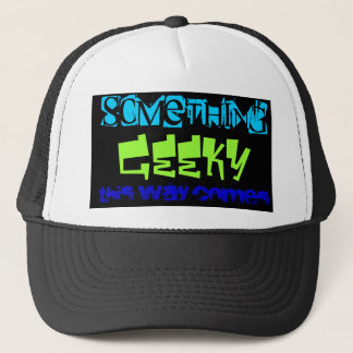 Something geeky hat