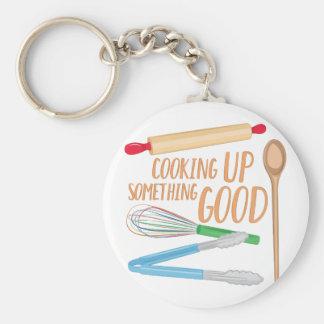 Something Good Keychain