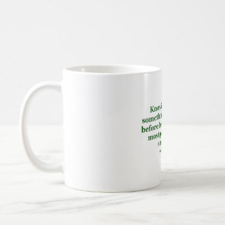 Something Good To Read Before Bed Coffee Mug