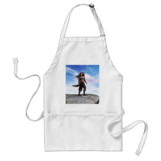 Something in the Wind Adult Apron