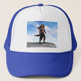 Something in the Wind Trucker Hat
