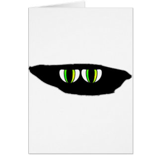 Something is Watching You Card