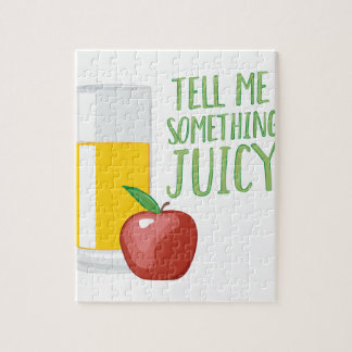 Something Juicy Jigsaw Puzzle
