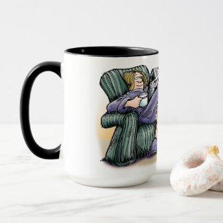 Something More Comfortable Mug