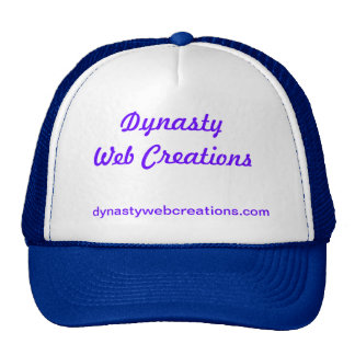 Something new from Dynasty Software. Trucker Hat