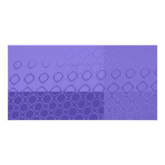 Something Purple - Bold Purple Abstract Card