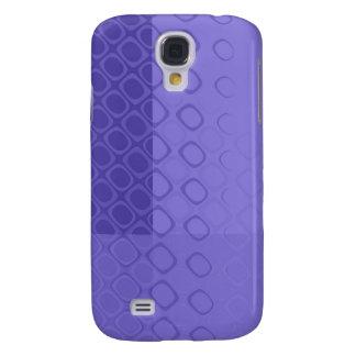 Something Purple - Bold Purple Abstract Samsung S4 Case