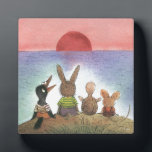 "Something Red Plaque<br><div class=""desc"">Artist: Valeri Gorbachev 