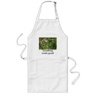 Something smells good! long apron