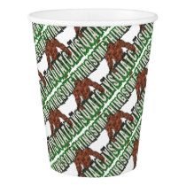 Something Squatchy Paper Cup