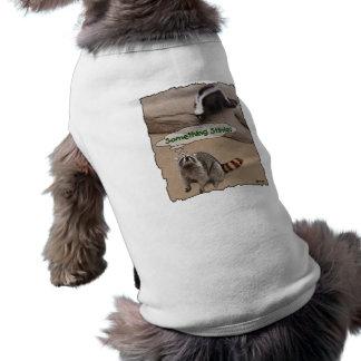 Something Stinks Pet Tshirt