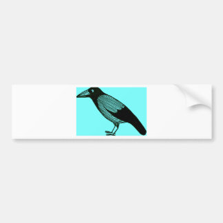 something to Crow about Bumper Sticker