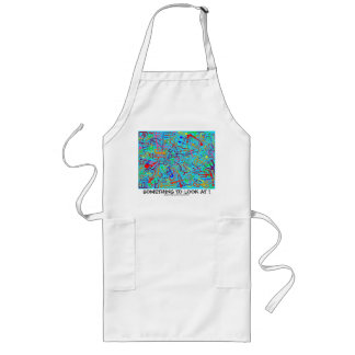 SOMETHING TO LOOK AT ! LONG APRON