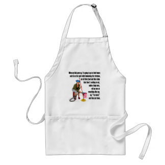 Something To Look Forward To Adult Apron