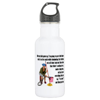 Something To Look Forward To 18oz Water Bottle
