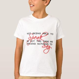 Something to Say copy T-Shirt