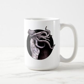 Something Touched Me and I Was Only Sleeping Coffee Mug