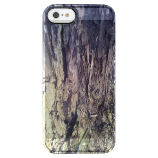 Something tree uncommon clearly™ deflector iPhone 5 case