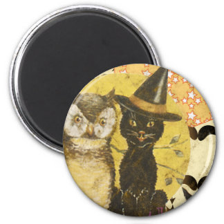 something-wicked 2 inch round magnet