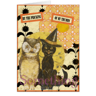 something-wicked greeting card