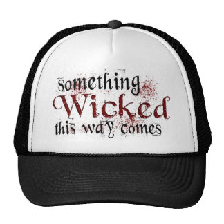Something Wicked Hat