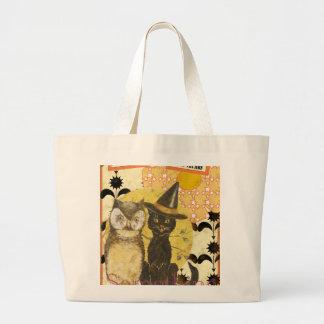 something-wicked jumbo tote bag
