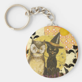 something-wicked key chain
