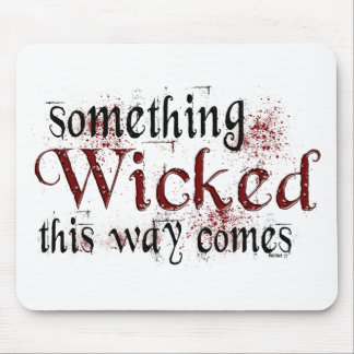 Something Wicked Mouse Pad