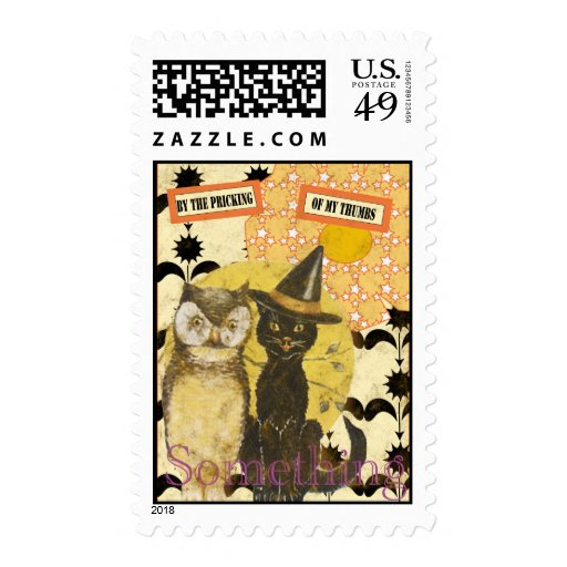 something-wicked stamp