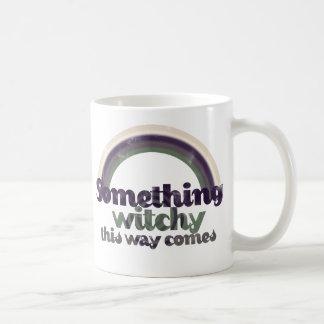 Something Witchy Coffee Mugs