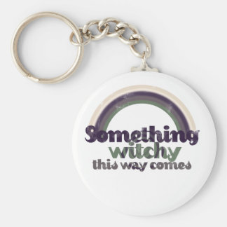 Something Witchy Key Chains