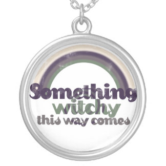 Something Witchy Necklace