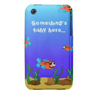 Something's Fishy... Case-Mate iPhone 3 Cases