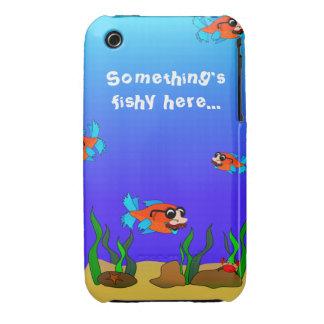 Something's Fishy... iPhone 3 Case