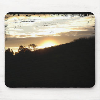 Sometime In January Mouse Pad