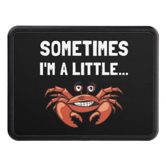 Sometimes A Crab Trailer Hitch Cover