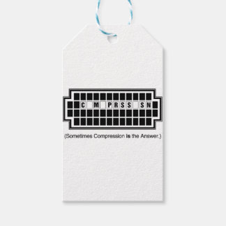 sometimes copy gift tags