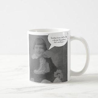Sometimes having a bad hair day... mug