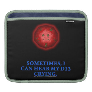 Sometimes I Can Hear My D12 Crying Sleeves For MacBook Air