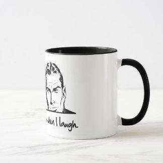 Sometimes I pee when I laugh. Mug