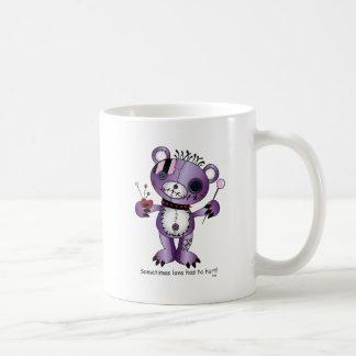Sometimes-love-has-to-hurt Coffee Mug